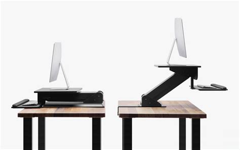 uplift standing desk standing desk converter riser or cl uplift desk