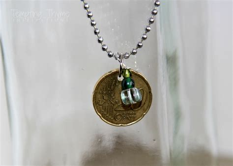 into jewelry turning coins into beautiful jewelry diy momento