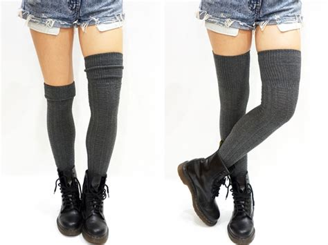 thigh high cable knit socks cozy cable knit thigh high socks boot socks on luulla