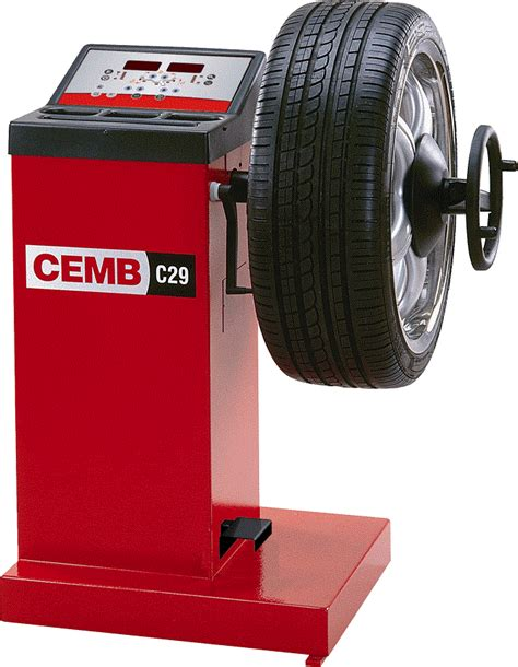 tyre balance cemb c29 mobile wheel balancer free shipping wheel