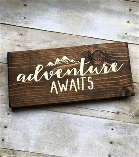 woodworking signs 25 best ideas about painted wooden signs on