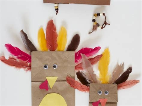 paper bag turkey crafts 30 thanksgiving turkeys crafts for your own busy gobblers