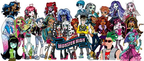 monster high todas as monster high