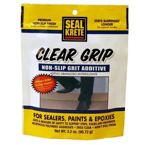 home depot paint texture additive buy the cp seal krete 402002 clear grip anti skid additive