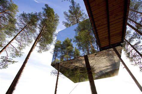 hotel tree treehotel schweden in harads das baumhaushotel hummel