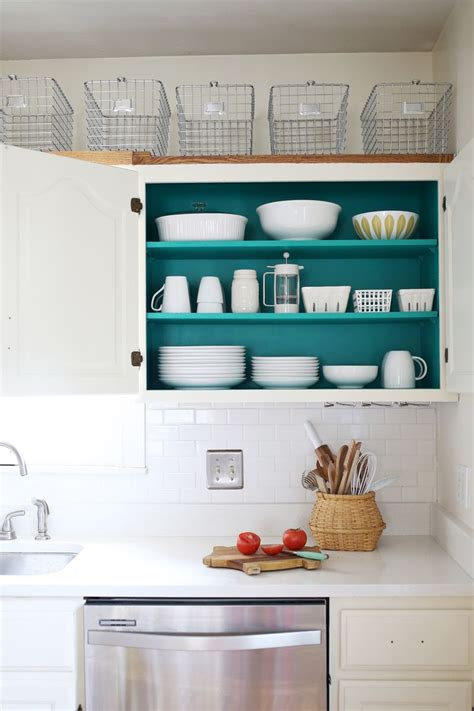 paint color inside kitchen cabinets paint something 20 ideas to get you started a