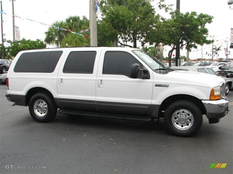 2001 Ford Excursion by 2001 Ford Excursion Paint Colors