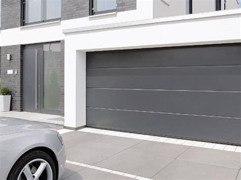 Porte Coulissante Garage 7040 by Menuiserie Porte De Garage Sur Mesure Maison Travaux