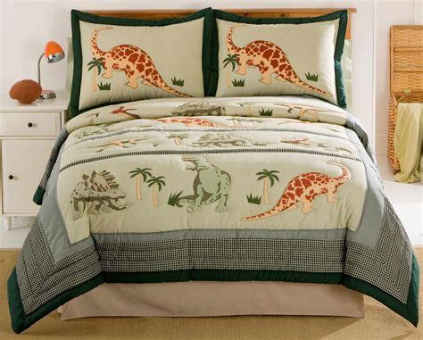 dinosaur bedding set dinosaur boys bedding in or quilt sets