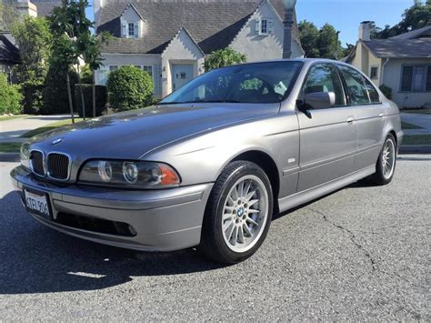 2002 Bmw 5 Series by 2002 Bmw 5 Series Sedan For Sale 509 Used Cars From 2 540