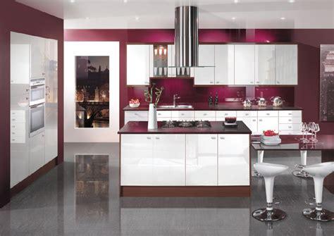 purple kitchen designs interior design idea for kitchen for small space