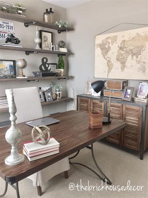 vintage home office desk 25 best ideas about farmhouse office on