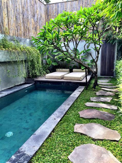 small pool for small backyard 18 gorgeous plunge pools for tiny backyard home design