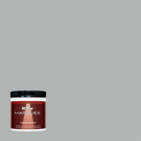 home depot paint color sparrow behr marquee 8 oz 780f 4 sparrow one coat hide interior
