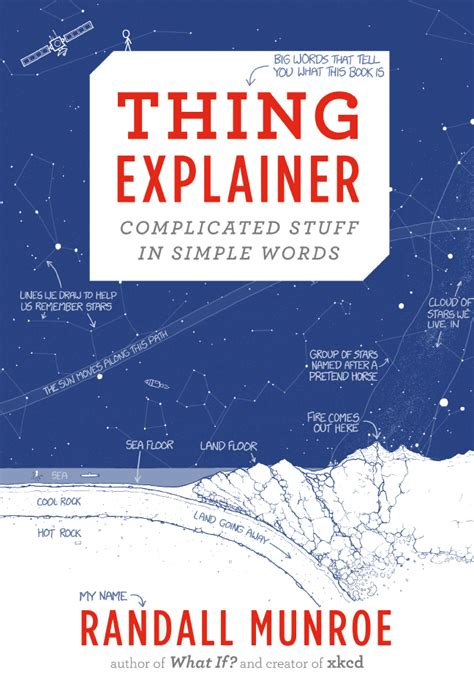 where the things are picture book pdf new book thing explainer xkcd