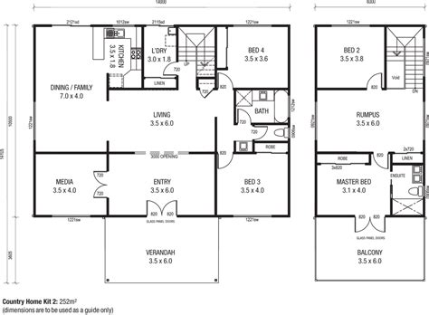 country house floor plans country cottage home floor plans