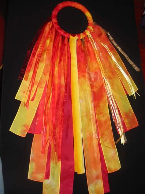 pentecost crafts for pentecost ribbon yess make for our celebration