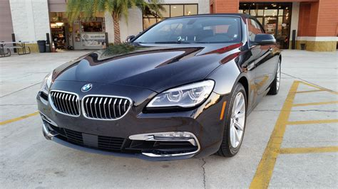 Bmw 640i by 2015 Bmw 640i Convertible Rental Review