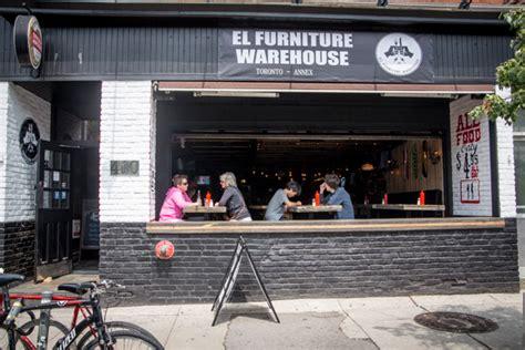 Kitchen Design With Bar el furniture warehouse blogto toronto