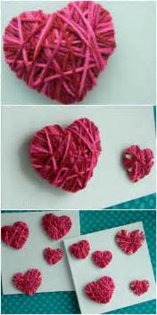 craft thread projects 20 adorable and easy diy s day projects for