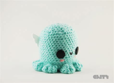 knitted octopus things we saw today new steunk wars figures the