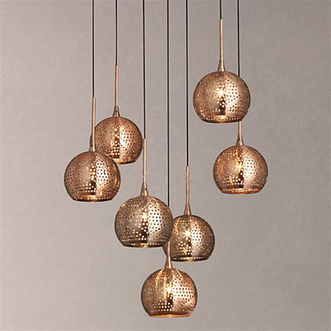 lewis ceiling light fittings buy lewis simba dangles cluster ceiling light 7