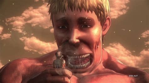attack on titan attack on titan wings of freedom review pc