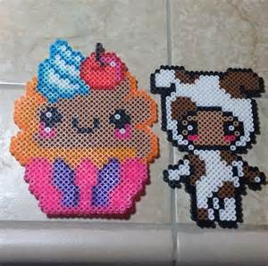 what to make with perler tiniestthoughts interests translating into form