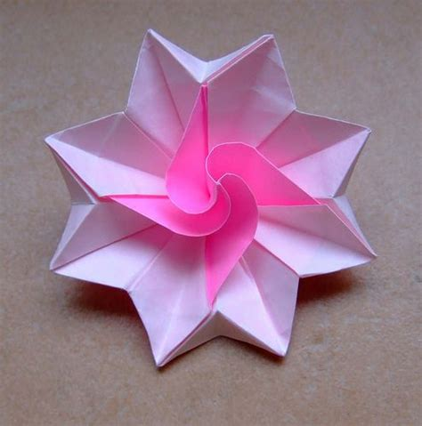 beautiful origami models 17 best ideas about origami flowers on origami