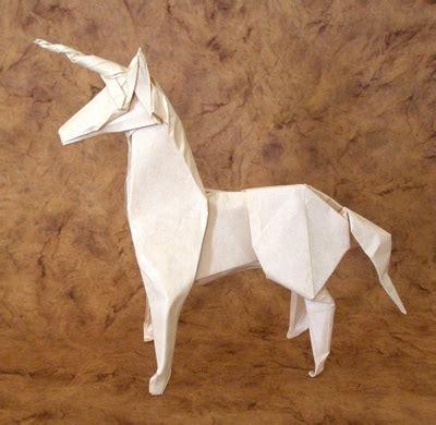 how to make an origami unicorn unicorn diaz gilad s origami page