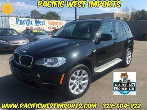Bmw For Sale In Los Angeles by 2013 Bmw X5 For Sale In Los Angeles Ca Carsforsale