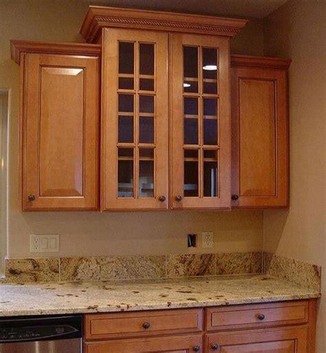 crown molding kitchen cabinets add crown molding to kitchen cabinets kitchen clan