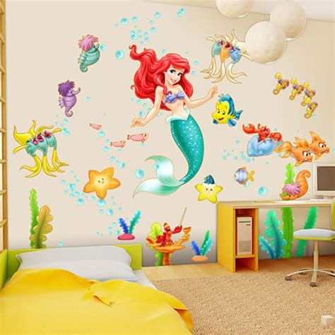 mermaid wall sticker wall decal where to buy mermaid wall decals