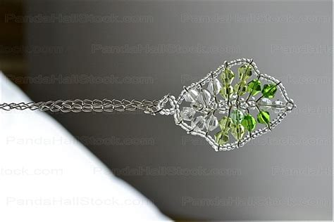 how to make your own jewelry how to make your own necklace a handmade necklace of leaf