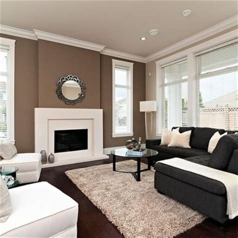 paint colors for living room with brown trim brown accent wall with walls this is what i plan to
