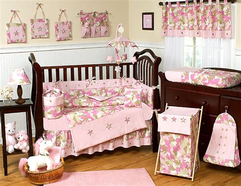 camouflage bedding for cribs camo pink crib bedding collection
