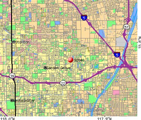Garden Grove Area Code 92840 Zip Code Garden Grove California Profile Homes