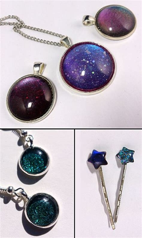 how to make your jewelry shine make this a pendant made with your favorite nail