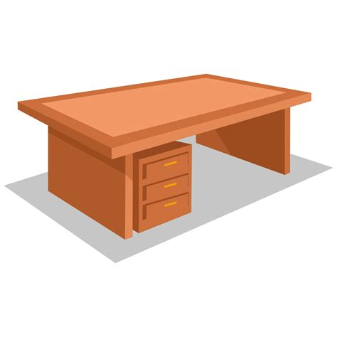 free office desks vector for free use office desk