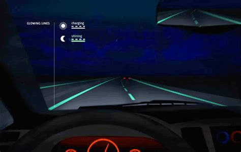 glow in the paint eco friendly the netherlands to introduce world s glow in the