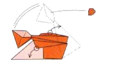 origami catapult origami in robert j lang