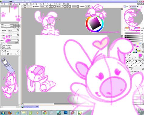 paint tool sai free paint tool sai virus by doddlefur on deviantart