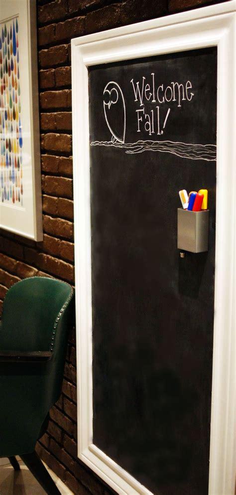 diy chalkboard for kitchen chalk line kitchen chalkboard diy today s nest