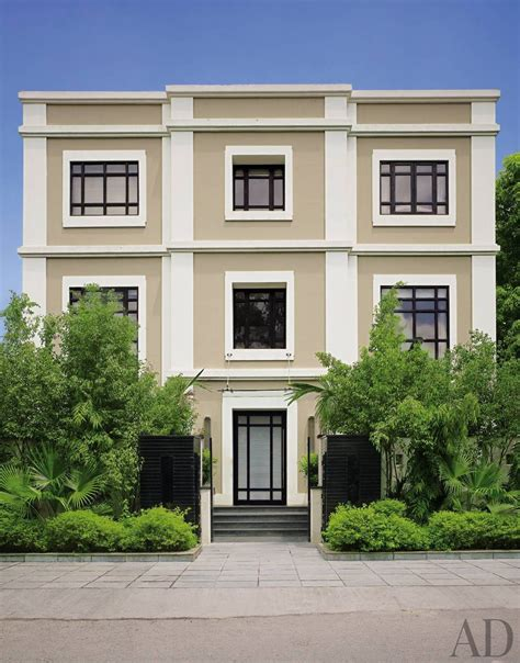 paint colors for home exterior in tamilnadu contemporary exterior by jean louis deniot ad designfile