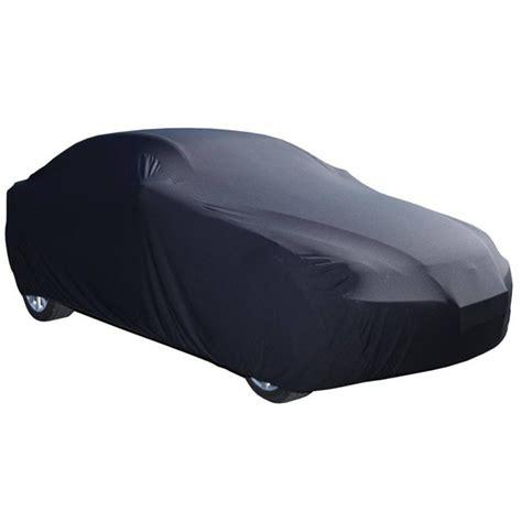 housse de protection garage pour voiture en polyester customagic taille l 482 x 178 x 119 cm