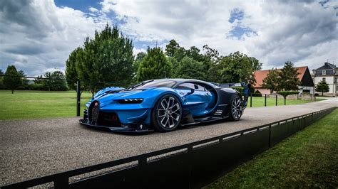 Bugatti Car Wallpaper by Bugatti Chiron Vision Gran Turismo Wallpaper Hd Car