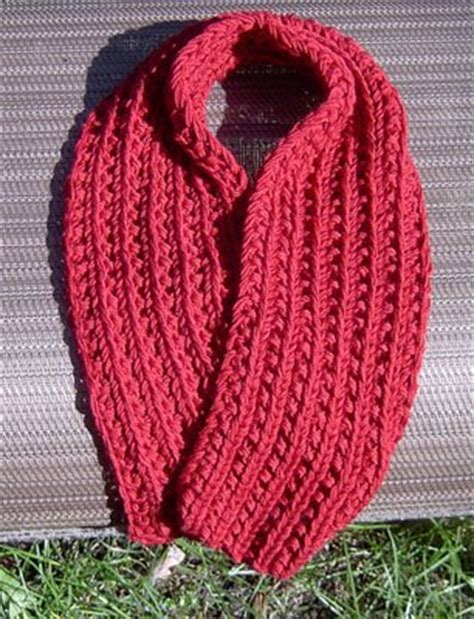 knit scarf patterns scarf knitting pattern knitting gallery