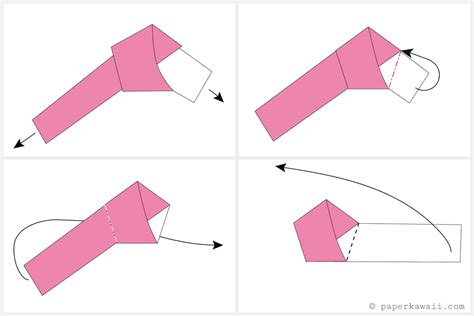 how to make an origami lucky how to make origami lucky
