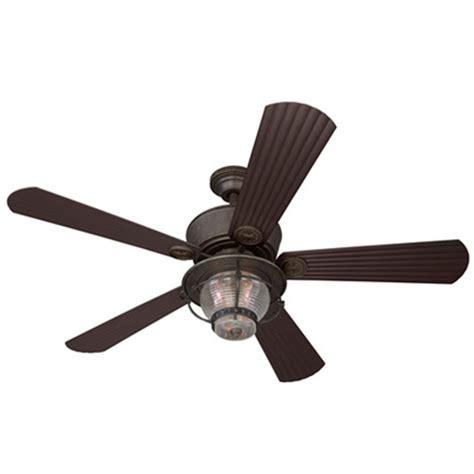 indoor outdoor ceiling fans with light shop harbor merrimack 52 in antique bronze downrod