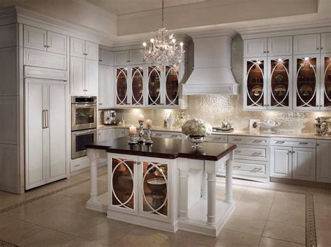 design glass for kitchen cabinets kitchen trend glass cabinets interior design ideas